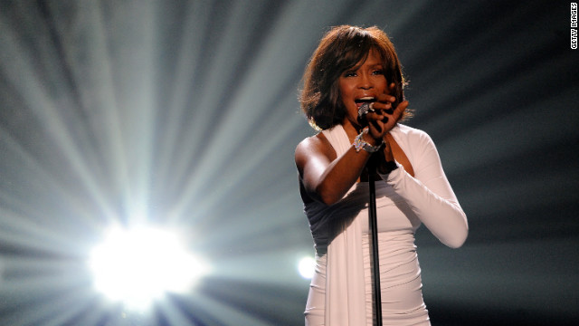 How I am choosing to remember Whitney Houston