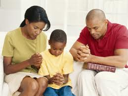 Families that pray together stay together