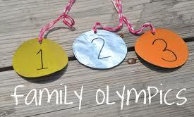 Olympic Family Fun!