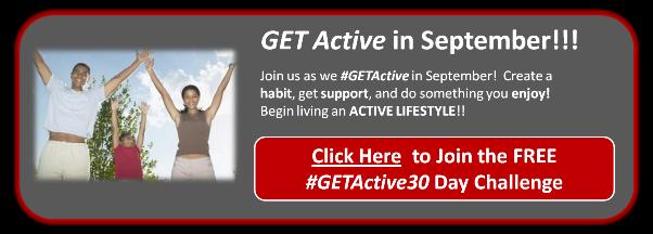 #GETActive30 Day Challenge - jackiebledsoe.com