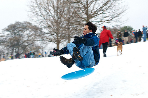 JackieBledsoe.com - Beat The Blizzard With Some Family Fun