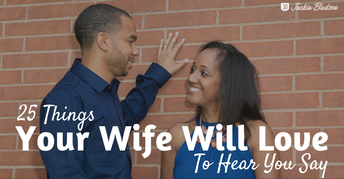 How to get your wife to be more affectionate