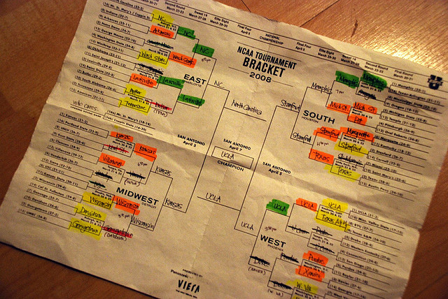 A March Madness Gameplan for Dads - Jackie Bledsoe, Jr. - Growing Family Leaders