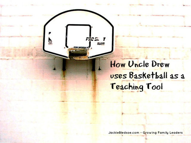 """How Mr. """"I Get Buckets"""" Uncle Drew Uses Basketball as a Teaching Tool - JackieBledsoe.com - Growing Family Leaders"""