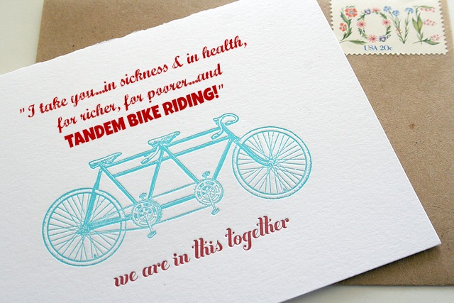 Dating is like riding a bicycle