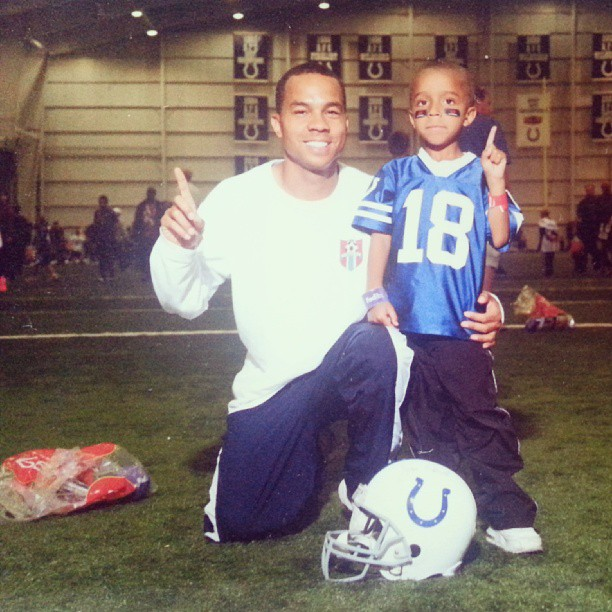 All Pro Dad NFL Father & Kids Experience Indy