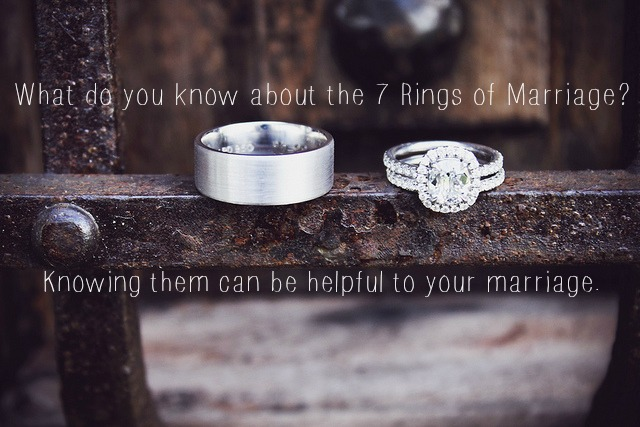 What do you know about The 7 Rings of Marriage?
