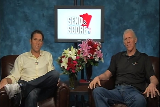 Talking Love and Basketball with NBA Champs Luke and Bill Walton - JackieBledsoe.com