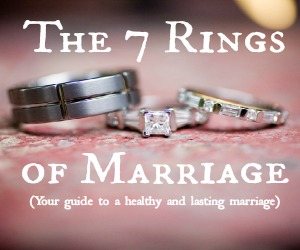 The 7 Rings of Marriage | Your Guide to a Lasting Love and Fulfilling Marriage