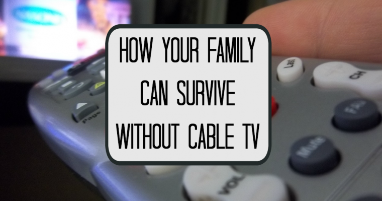 How your family can survive without Cable TV - Jackie Bledsoe | JackieBledsoe.com