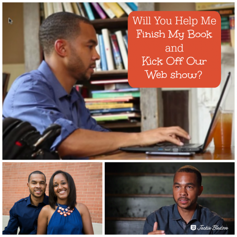 Will You Help Me Finish My Book and Kick Off Our Web show? - 7 Rings of Marriage by Jackie Bledsoe