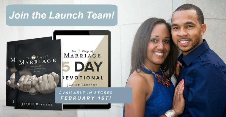 "Join ""The 7 Rings of Marriage"" Launch Team - JackieBledsoe.com"