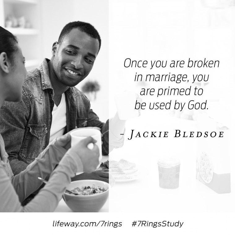 The 7 Rings of Marriage by Jackie Bledsoe#7ringsstudy #7ringsbook
