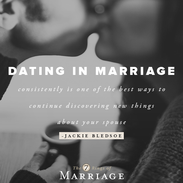 Dating in Marriage - JackieBledsoe.com