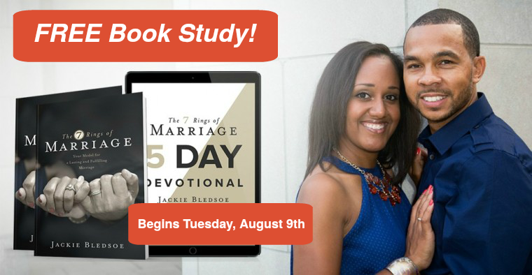 Join Me for a FREE Book Study this August - JackieBledsoe.com