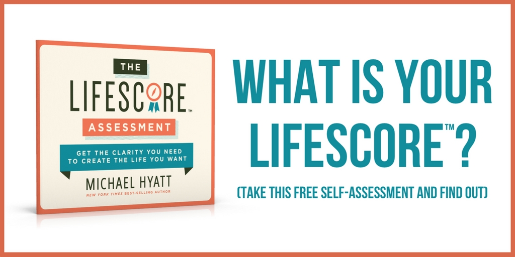 What is your LifeScore?
