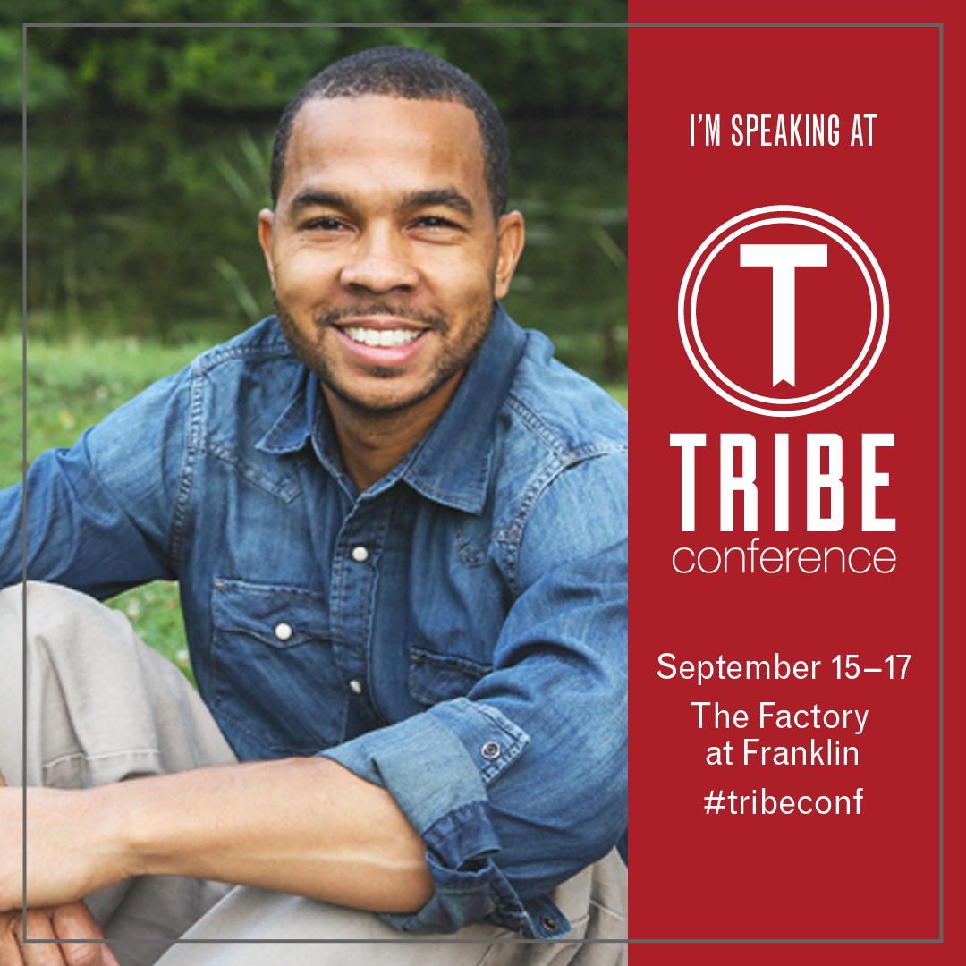 Tribe Conference - Jackie Bledsoe