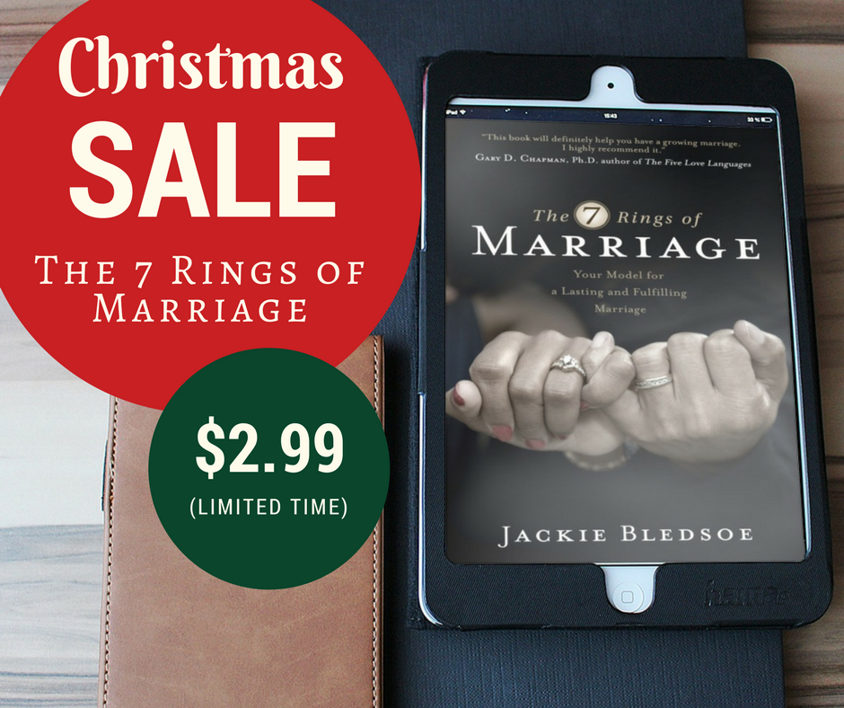 7 Rings of Marriage Kindle book sale