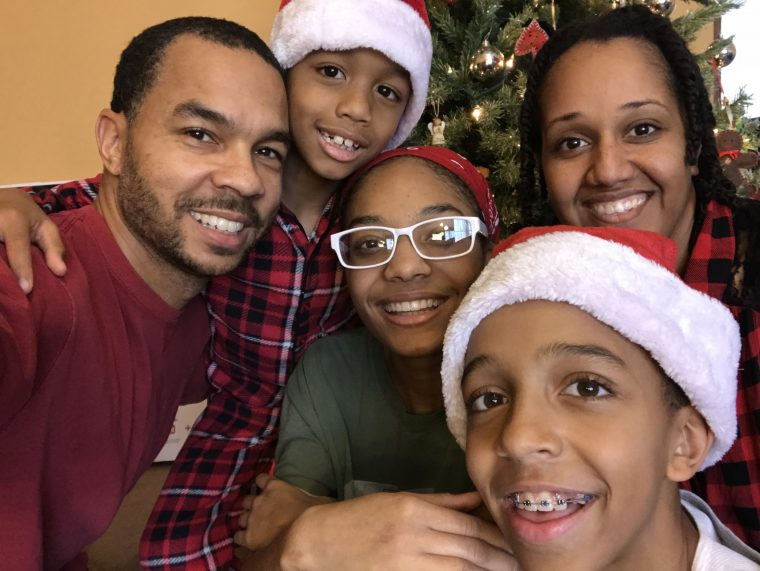 Merry Christmas from the Bledsoe family!